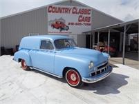 1949 Chevy Sedan Delivery Streer Rod #12027