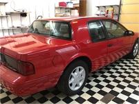 1990 Mercury Cougar XR-7 Coupe