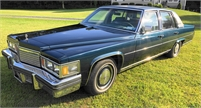Fleetwood Brougham for Sale