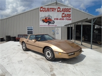 1984 Chevy Corvette #12151