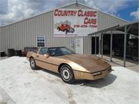 1984 Chevy Corvette #12151