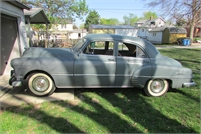 1950 Pontiac Silver Streak Eight