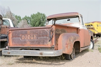 Truck Parts, 1920s - 1960s : Ford, Chevy, GMC, International, Dodge, MACK