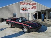 1980 Triumph TR7 Roadster Conv #12255