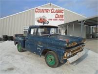 1960 Chevy Apache 10 Truck #12312