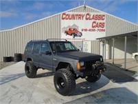 1996 Jeep Cherokee #12366