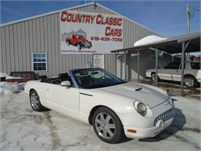 2002 Ford Thunderbird Convertible #12451