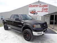 2004 Ford F150 XLT extended cab 4x4 #12605