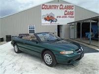 1996 Chrysler Sebring convt