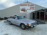 1982 Mercedes 380 SL #12657
