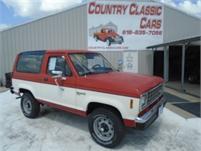 1987 Ford Bronco II #12794