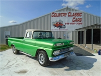 1961 Chevy C10 long bed #12831