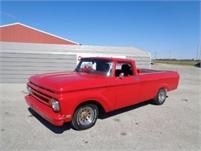1962 Ford Unibody Pickup St Rod #10772