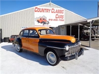 1948 Dodge 4dr #11852