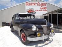 1941 Ford 4dr Sedan #12074