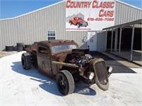 1937 Chevy Pickup Rat Rod#12135