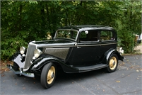1934 Ford Deluxe Tudor