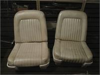 Thunderbird Seats - 2 Buckets & Rear Seat