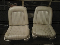 Thunderbird Seats - 2 Buckets & Rear Seat
