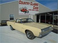 1969 Ford Ranchero #12328