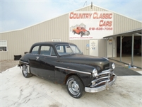 1949 Plymouth Special Deluxe #12316