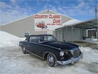 1962 Studebaker Gran Turismo Hawk #12401