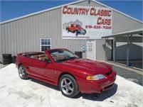 1998 Ford Mustang Cobra #12529