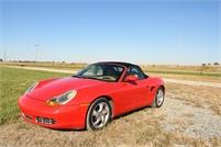2001 Porsche Boxster S convt #12623
