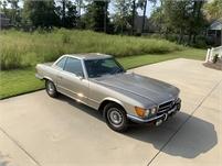 mercedes benz 1972 350sl
