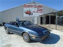 1986 Chrysler Le Baron #12859