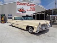 1958 Lincoln Premier 4dr HT #11460