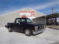 1982 Chevy C10 Shortbed Stepside PU #11492