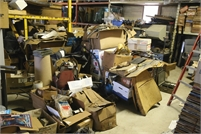 LARGE ACCUMULATION OF NOS MOPAR PARTS