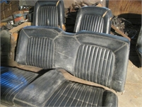 Thunderbird Seats - 3 buckets & 1  Rear Seat