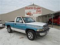 1996 Dodge Ram 1500 Pickup #12311