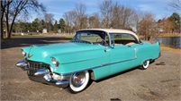 1955 Cadillac Coupe deVille survivor & special-order
