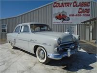 1952 Ford Customline #12485