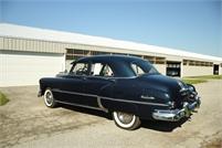 1950 Pontiac silver streak 4 door sedan #12561