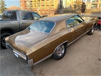 1970 Chevrolet Monte Carlo true S/S 454  450 HP