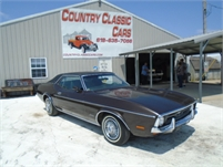 1971 Ford Mustang #12767