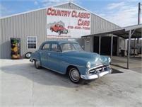 1951 Plymouth Cambridge 4dr  #11762