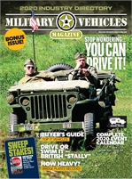 Subscribe to Military Vehicles!