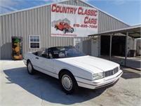 1992 Cadillac Allante Conv  #11701