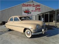 1949 Packard Eight 4dr sedan #12261