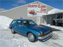 1977 AMC Pacer Wagon #12404