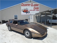 1984 Chevy Corvette #12530