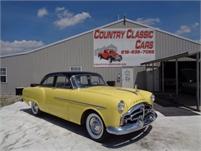 1951 Packard 200 series 4 door deluxe sedan #12608