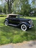 1936 Ford Convertible Sedan