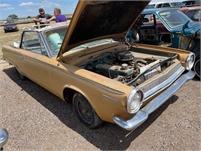 1964 Dodge Dart convertible 270 six push