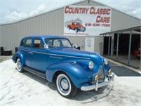 1939 Buick series 40 #12716
